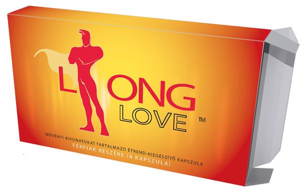 Tegyél egy próbát a Long Love-val! Nem fogsz benne csalódni